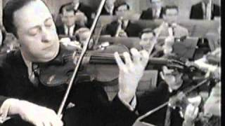 Jascha Heifetz Mendelssohn Concerto e Finale Op.64 Rec.1939.wmv