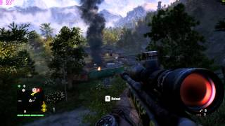 Far Cry 4 - Outpost liberating undetected - 4K Ultra - GTX 970 SLI