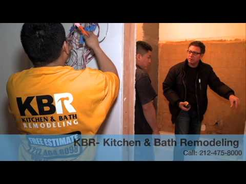 Kbr kitchen bath remodeling youtube for Kbr kitchen and bath