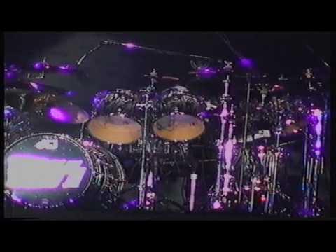 KISS - Peter Criss Drum Solo - Kiel 1999 - Psycho Circus Tour