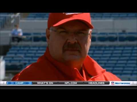 Kansas City Chiefs Andy Reid Era (2013-2015) NFL Yearbooks