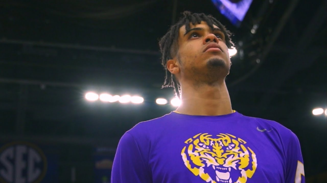 LSU's Skylar Mays Still Feels Wayde Sims' Presence On The Court After Death