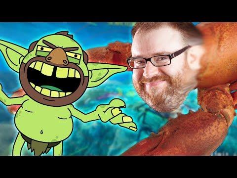 LOBSTER vs BATTLESHIP | Ace of Seafood