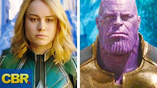 Download Thanos Used Loki To Invade Earth Because Of Captain Marvel (Avengers Endgame Theory) Mp3 and Videos