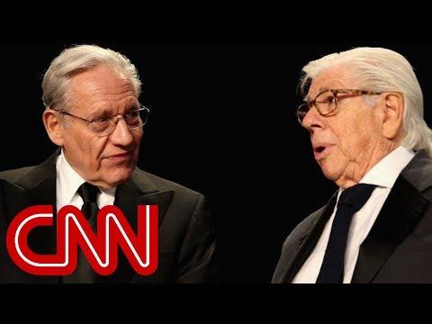Woodward and Bernstein compare Trump, Nixon
