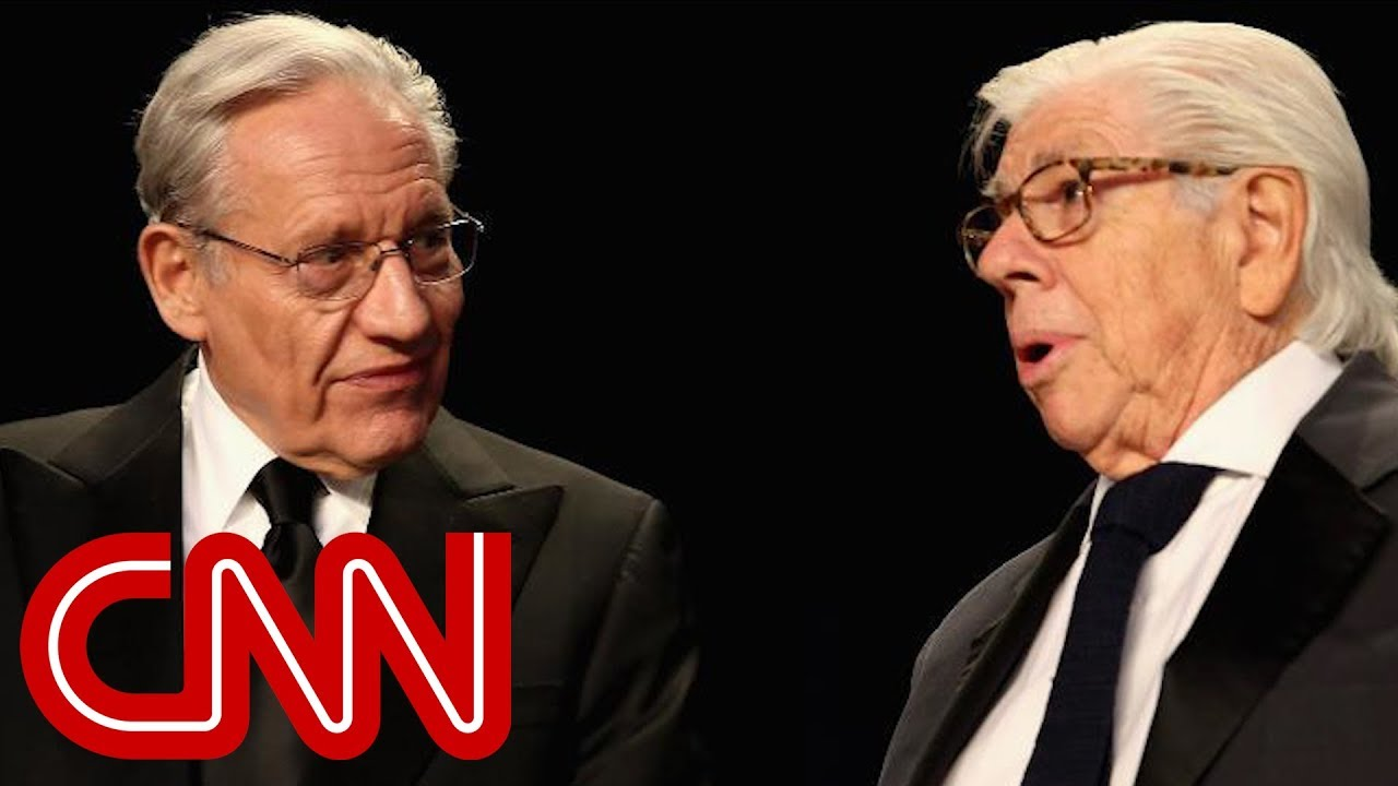 Image result for woodward bernstein trump