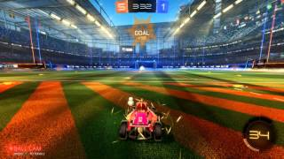 Rocket League, fun with LaZy! :D
