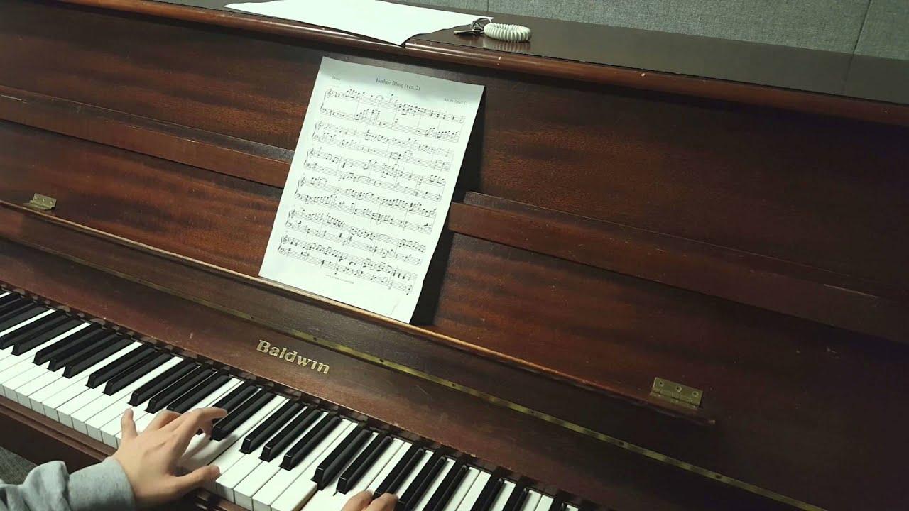 (Drake) Hotline Bling - Piano + Sheet Music : Doovi