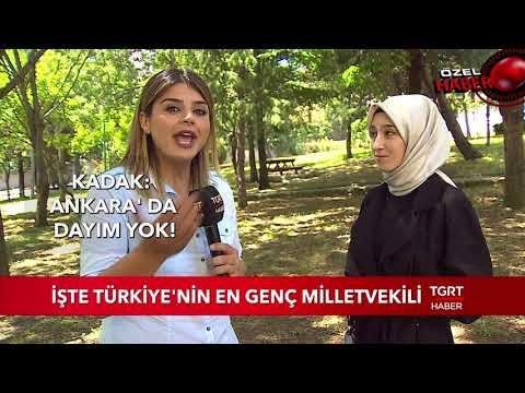 İşte Türkiye' nin En Genç Milletvekili