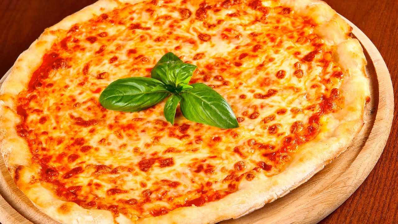 Pizza Margherita Rezept 10 Delicious Facts About Pizza - Youtube