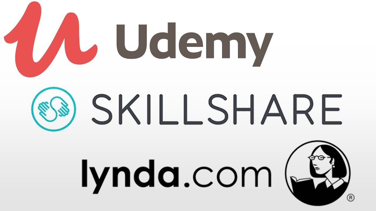 Lynda vs Skillshare vs Udemy which one is right for you?