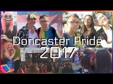 DONCASTER PRIDE 2017 - Vlog
