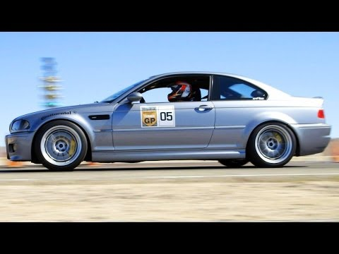 European Car Tuner GP! Tuned M3, 911, C63 & More Battle on the Dyno, Drag & Track - Downshift Ep 69