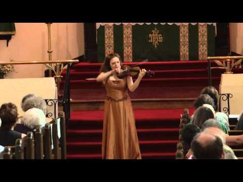 Paganini Caprice No. 24 - Rachel Barton Pine