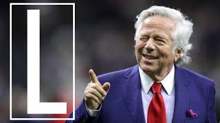 Roasting Robert Kraft - Prostitution Charge | Hold This L