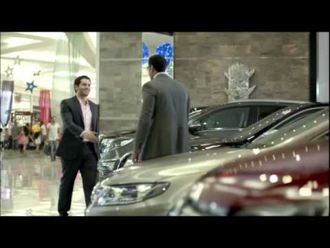 Mall of Arabia Cairo - Men TV ad