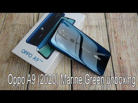 oppo-a9-2020-marine-green-unboxing-|-camera-test-|-fingerprint-test-|-face-id-test