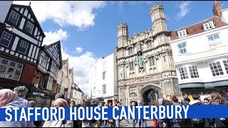 Stafford House Canterbury