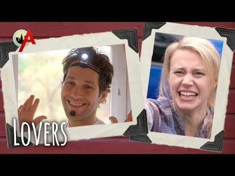Lovers ft. Paul Rudd & Kate McKinnon
