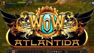 Wow Atlantida / Объективный обзор сервера Vanilla Classic