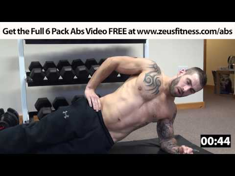 Try This 15 Minute Abs Workout (Part 1)!
