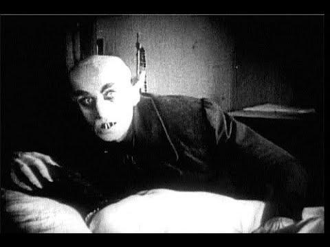 'Nosferatu, el vampiro' de  F. W. Murnau - 1922 - restaurada y subtitulada en español.