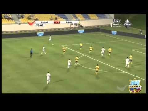 Mirko Vucinic goals for Al-Jazira