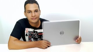 Unboxing Dell Inspiron 15 Serie 5000
