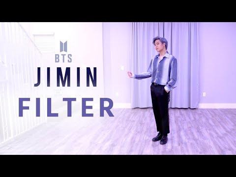 BTS JIMIN - 'Filter' Dance Freestyle | Ellen and Brian