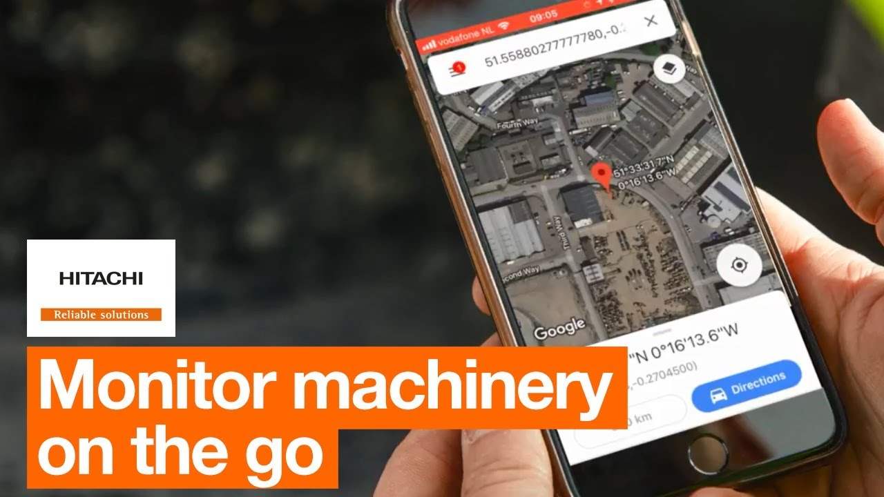 Monitor machinery on the go with the ConSite Pocket app