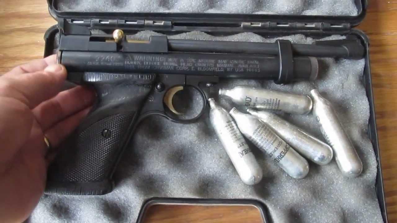 Best Co2 Air Pistol For Modding Crosman 2240 Doovi