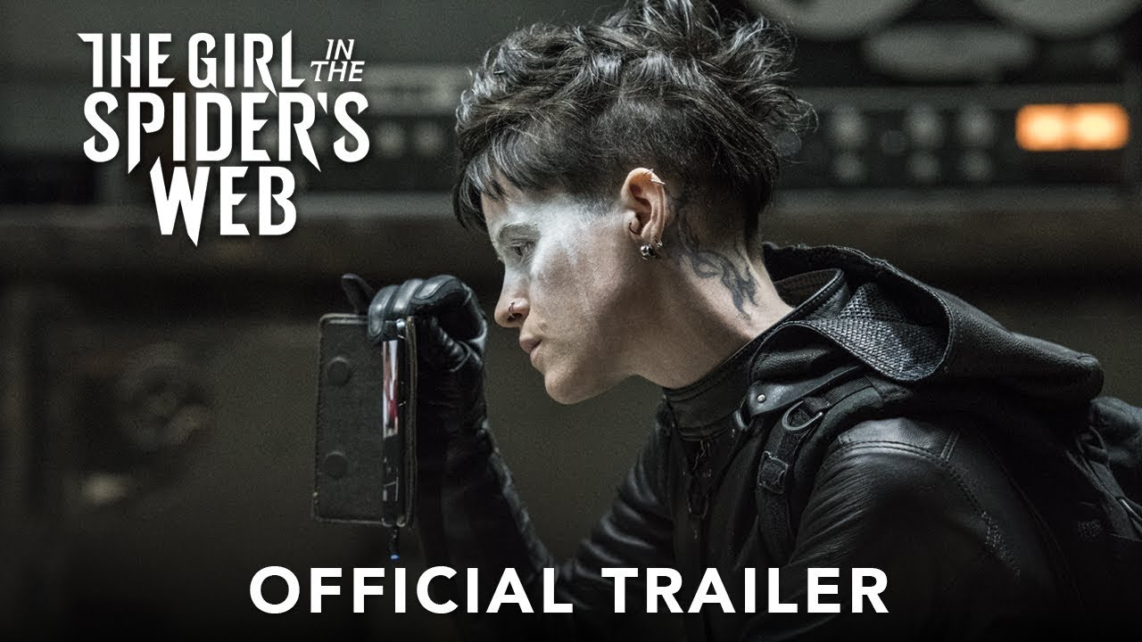 The Girl in the Spiders Web Online Movie Trailer