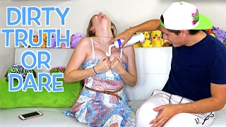 Repeat youtube video DIRTY TRUTH OR DARE CHALLENGE!