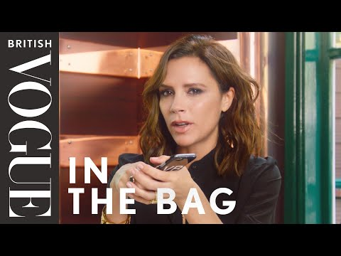 In the Bag of Victoria Beckham | Episode 4 | British Vogue