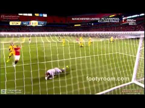 friendly club - Manchester United 3 : 1 Liverpool - agen bola