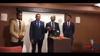 Bill Clinton 'Son' Danney Williams Holds Press Conference 10/19/16 by : Right Side Broadcasting