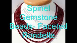 Ratna Sagar Jewels - All Types of Gemstone Beads - Videos