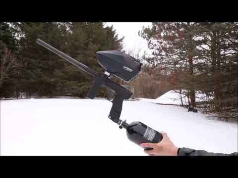Planet Eclipse CS2 Shooting Video