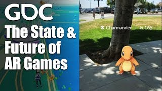 The State & Future of AR Games: Rose-Colored Glasses