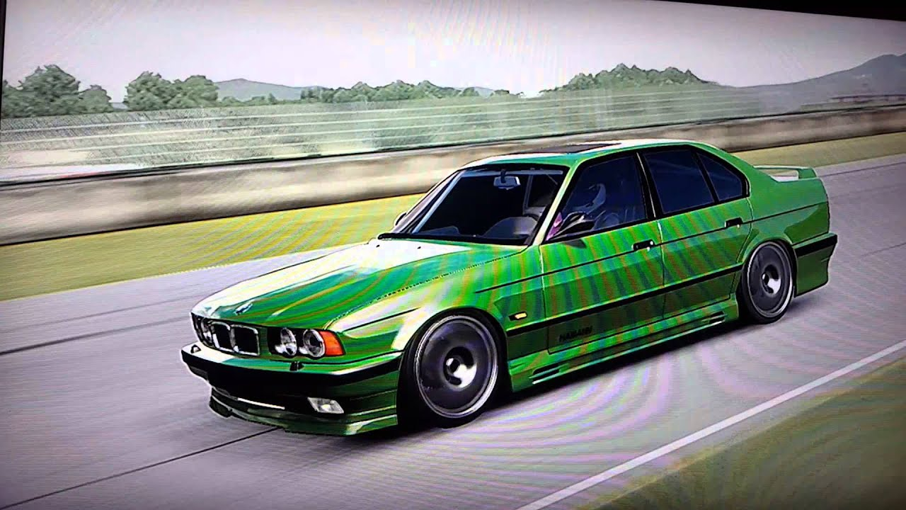 Forza 4, BMW M5 \'1995, 949 PS - YouTube