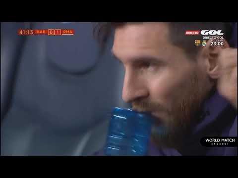 Кубок Испании 2018-2019, 1/2 финала: Барселона - Реал Мадрид