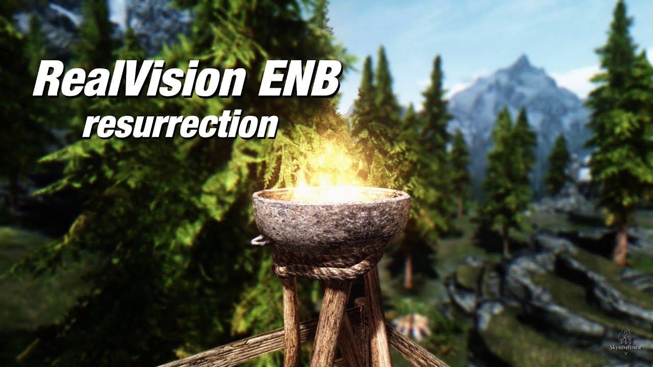 realvision enb