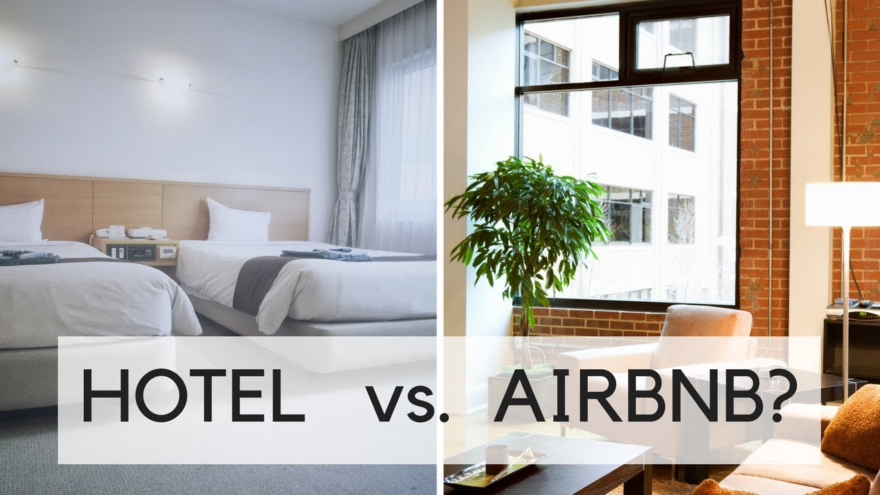 hotel vs airbnb which one is better for minimalist travel youtube. Black Bedroom Furniture Sets. Home Design Ideas