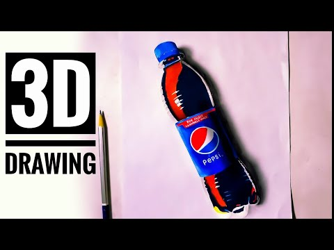 3D drawing | 3D painting