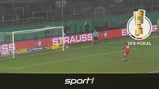 Historisches Pokalaus! Holstein Kiel - FC Bayern München 6:5 i.E. | Highlights | DFB-Pokal | SPORT1