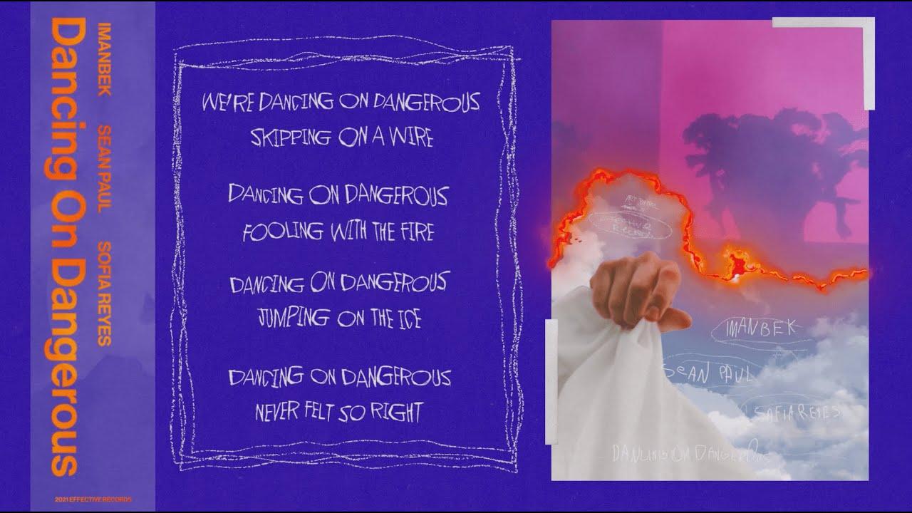 BELUISTER: Imanbek ft Sean Paul & Sofia Reyes - Dancing On Dangerous