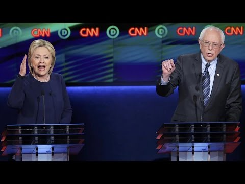 The Presidential Race & Environmental Racism: Flint Water Crisis Center Stage at Democratic Debate