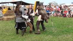 8. Wikingerfest - Schlacht von Nordendi - Norddeich 2011-Teil 4