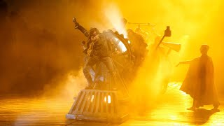 Official Clip | Creature Discovers Steam Train! | Frankenstein: National Theatre at Home
