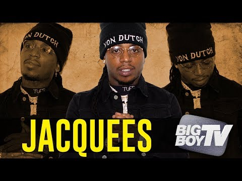 Chuck Dizzle - Jacquees on His Album 'king of R&B', Being Aired Out + More!